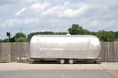 цвета Серебр караван Стоковая Фотография RF