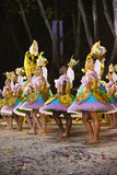 Цвета Bica, парад района популярный, праздненства Лиссабона Стоковые Фотографии RF