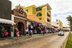 Цвета ` Cozumel стоковое фото rf