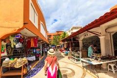 Цвета ` Cozumel стоковая фотография rf