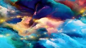 Цвета Neverland Стоковое Изображение RF