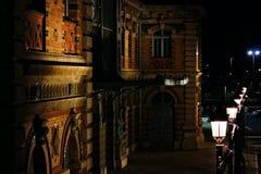 Цвета Ocre в вокзале Стоковые Фотографии RF