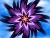Цветене месяца Стоковое Изображение