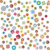 цветение предпосылки Стоковые Фото