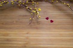 Цветения влюбленности стоковые фотографии rf