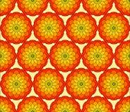 цветет безшовное Стоковое фото RF