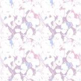 цветет вектор картины иллюстрации пурпуровый безшовный пастельно бесплатная иллюстрация