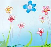 цветет весеннее время Стоковое Изображение RF