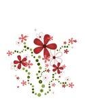 цветет в стиле фанк Стоковая Фотография RF