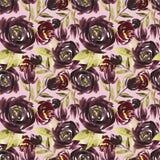 Цветет иллюстрация акварели картина безшовная Будьте матерью дня ` s, свадьбы, дня рождения, пасхи, дня ` s валентинки пастельно иллюстрация вектора