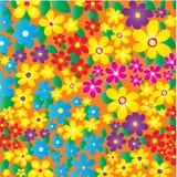 цветет лето иллюстрация вектора