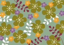 цветет органическое Стоковое фото RF