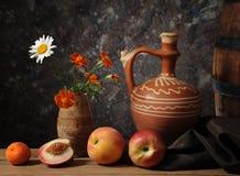 цветет персики Стоковое фото RF
