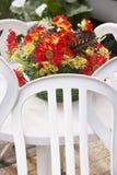 цветет пластичная таблица Стоковое Изображение