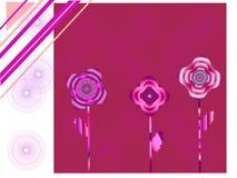 цветет помадка Стоковое Изображение