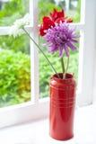 Цветет пластмасса Стоковые Фотографии RF
