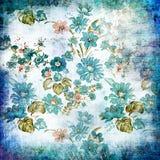 цветет ретро Стоковое Фото