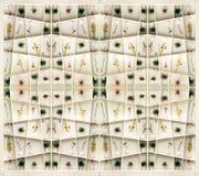 цветет роскошная стена Стоковое Фото