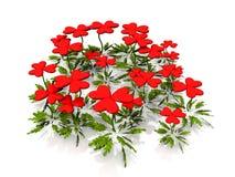 цветет сердце бесплатная иллюстрация