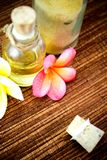 цветет спа деталей тропическая Стоковое Фото