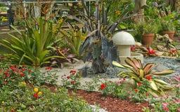 Цветет фестиваль, Aibonito, Пуэрто-Рико Стоковое Изображение
