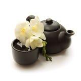 цветет чай Стоковые Изображения
