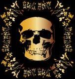 цветет череп Бесплатная Иллюстрация