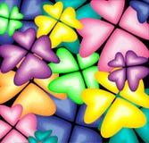 цветет яркое Стоковые Изображения RF