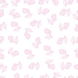2 цветка Стоковое Изображение