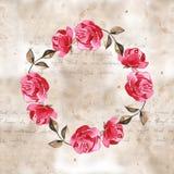 Цветки акварели флористические иллюстрация, лист и бутоны Ботанический состав для поздравительной открытки свадьбы или ветвь  иллюстрация штока