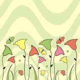 цветки бабочек Стоковая Фотография RF