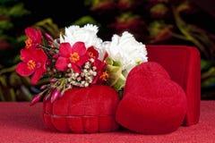цветки благосклонностей wedding Стоковое Фото