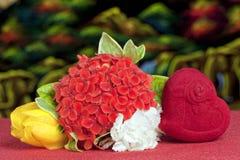 цветки благосклонностей wedding Стоковые Фотографии RF