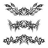 цветки браслетов соплеменные Стоковое Изображение