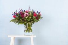 Цветки букета букета смешанные Стоковое Фото