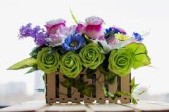 цветки букета различные Стоковые Изображения RF
