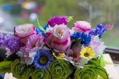 цветки букета различные Стоковое Изображение RF