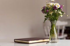 цветки букета различные Стоковые Фото