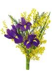 цветки букета цветастые стоковая фотография rf