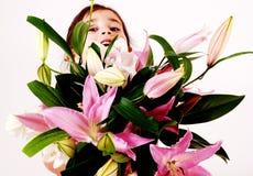 цветки букета Стоковые Изображения