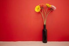 цветки бутылки Стоковое Изображение RF