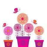 Цветки весны. Стоковые Изображения
