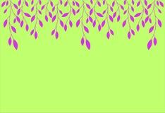 Цветки в траве Стоковое Изображение RF