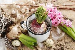 Цветки гиацинта Стоковое фото RF