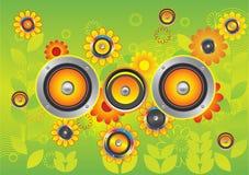 цветки динамики бесплатная иллюстрация
