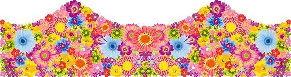 цветки знамени Стоковое Изображение RF