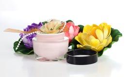 Цветки и parfum Стоковые Изображения