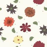 Цветки картины Стоковые Изображения