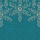 цветки карточки шикарные Стоковые Изображения RF