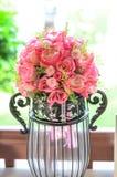 Цветки, красивый орнамент в свадьбе Стоковые Изображения RF